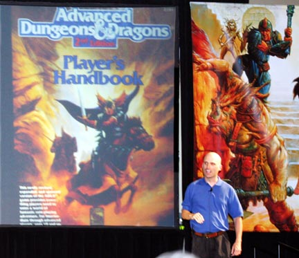 Christopher Perkins talks about the history of D&D